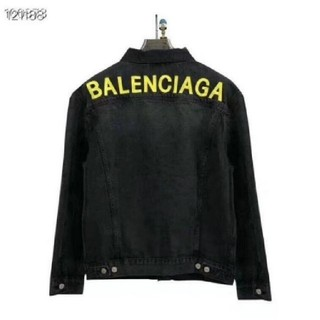 Balenciaga - 美品 BALENCIAGA  デニムジャケット/男女兼用