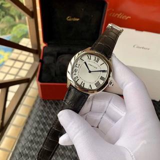 Cartier - カルティエ 腕時計 メンズ用 自動巻き 箱付き