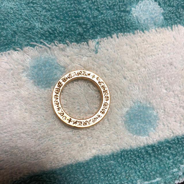 Chrome Hearts(クロムハーツ)のクロムハーツ  22k スペーサ3ミリ fuck you メンズのアクセサリー(リング(指輪))の商品写真