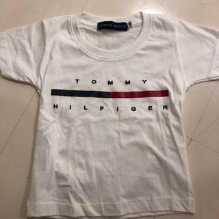 トミーヒルフィガー(TOMMY HILFIGER)のtommy キッズ Tシャツ Sサイズ(Tシャツ/カットソー)