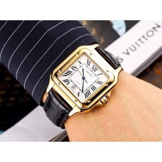Cartier - カルティエ 腕時計 電池式 メンズ用 人気