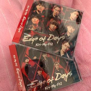 Kis-My-Ft2 - Kis-My-Ft2 Edge of Days 初回AB