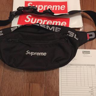 Supreme - シュプリームウェストバッグ18ss