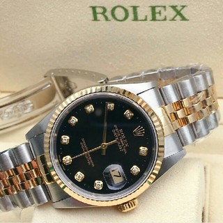 スイス腕時計16233機械式時計36 mm時計時計時計