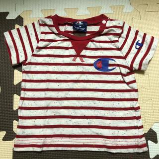 チャンピオン(Champion)のチャンピオン ボーダー Tシャツ 70(Tシャツ)