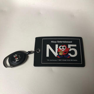AAA - Nissy プレミアム カードケース