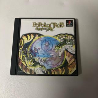 PlayStation - ポポロクロイス物語 ps1