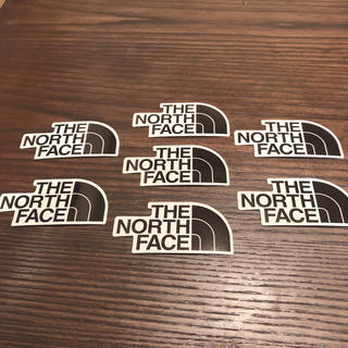 THE NORTH FACEステッカー 7枚セット