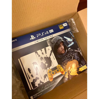 PlayStation4 - DEATH STRANDING LIMITED EDITION