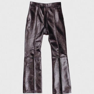 クリスチャンダダ(CHRISTIAN DADA)のchristian dada exclsive leather pants(その他)