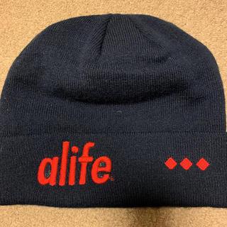 エーライフ(ALIFE)のALIFE ニットキャップ STUSSY supreme G-SHOCK(ニット帽/ビーニー)