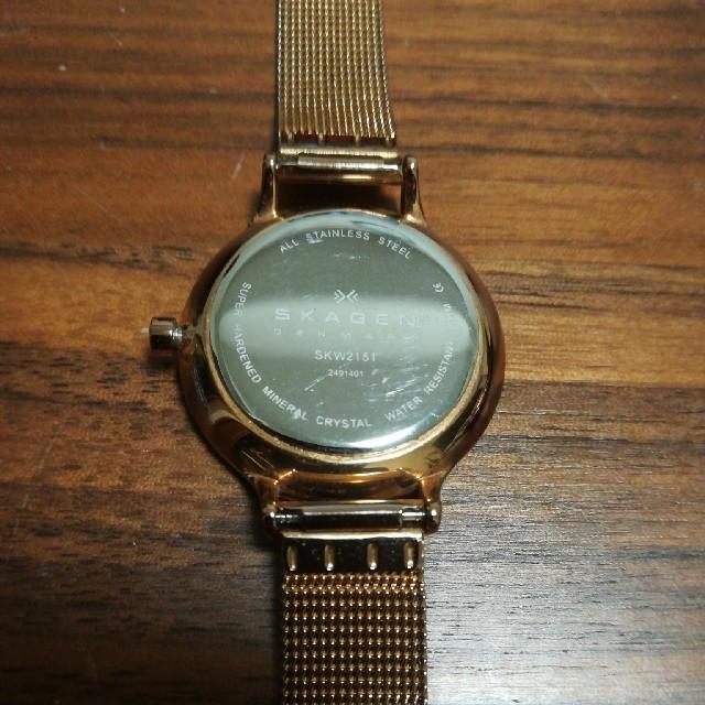 SKAGEN(スカーゲン)のSKAGEN 時計 レディースのファッション小物(腕時計)の商品写真