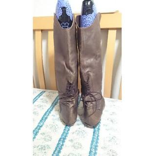 ツモリチサト(TSUMORI CHISATO)の中古品  ツモリチサト  ブーツ(ブーツ)