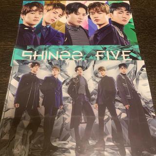 SHINee - SHINee FIVE クリアファイル