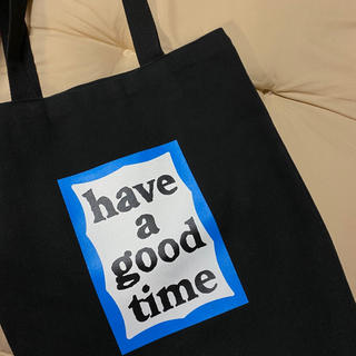 have a good time トートバッグ