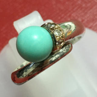 スタージュエリー(STAR JEWELRY)のスタージュエリー star jewelry シルバーリング カラーストーン(リング(指輪))