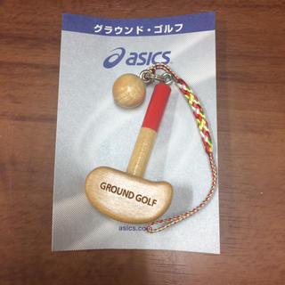 アシックス(asics)のasics グラウンドゴルフ クラブストラップ(その他)