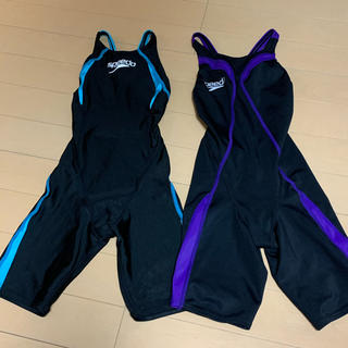SPEEDO - SPEED speed 競泳水着 試合用 130
