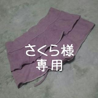 チャコット(CHACOTT)のさくら様専用 used品 チャコット ウェルコンフォ フリル ショート丈 パンツ(ヨガ)