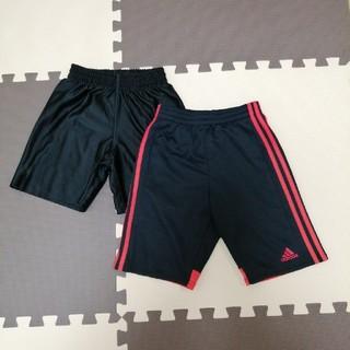 adidas - サッカー プラクティスパンツセット130cm