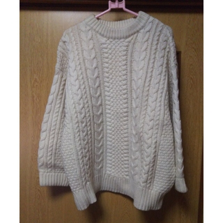 BEAUTY&YOUTH UNITED ARROWS - 6 roku  Cable Knit ケーブルニット