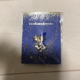 ヴァンドームアオヤマ(Vendome Aoyama)の新品未使用ヴァンドーム青山非売品ブローチ(ブローチ/コサージュ)