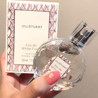 ジルスチュアート(JILLSTUART)のジルスチュアート オードホワイトフローラル (香水(女性用))