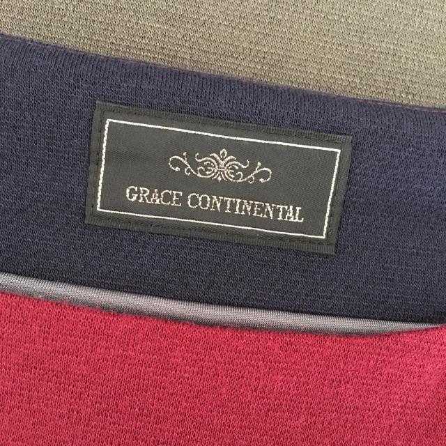 GRACE CONTINENTAL(グレースコンチネンタル)のGrace Continental  ワンピース レディースのワンピース(ひざ丈ワンピース)の商品写真