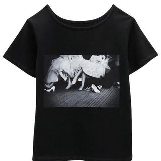 eimy istoire - 完売✨エイミーイストワール✨新品タグつきLIFE Tシャツ  ✨
