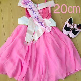 Disney - ビビディバビディブティック オーロラ姫ドレス
