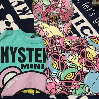 ヒステリックミニ(HYSTERIC MINI)の100センチ(Tシャツ/カットソー)