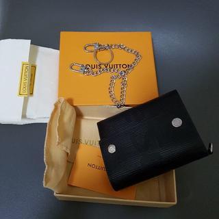 Supreme - Supreme & Louis Vuitton 長財布  3折り財布 ブラック