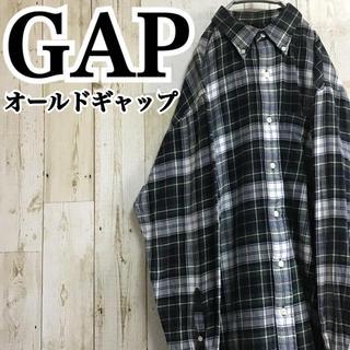GAP - 【ギャップ GAP】【オールドギャップ】【旧タグ】【90s】【チェック シャツ】
