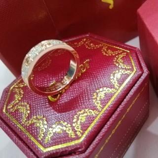 カルティエ(Cartier)のCartier カルティエ  男女兼用 リング(指輪)(リング(指輪))