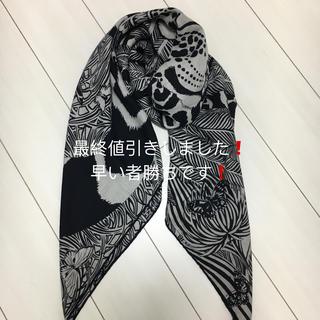 Hermes - エルメス スカーフ ショール カシミヤ シルク140