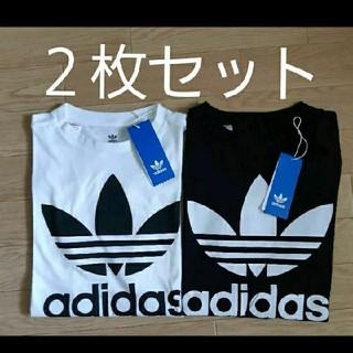 adidas - 2枚組 ロゴ Tシャツ adidas originals