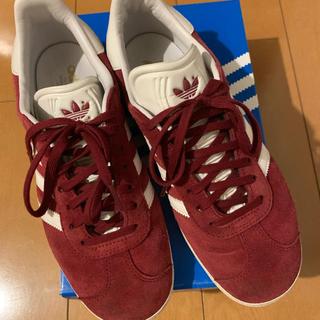 アディダス(adidas)のadidas gazelle 24.5cm(スニーカー)