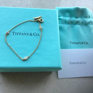 Tiffany & Co. - 新品未使用✴︎3Pバイザヤードブレスレット