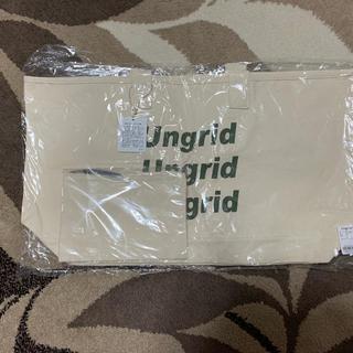 アングリッド(Ungrid)のungrid ノベルティートートバック(トートバッグ)