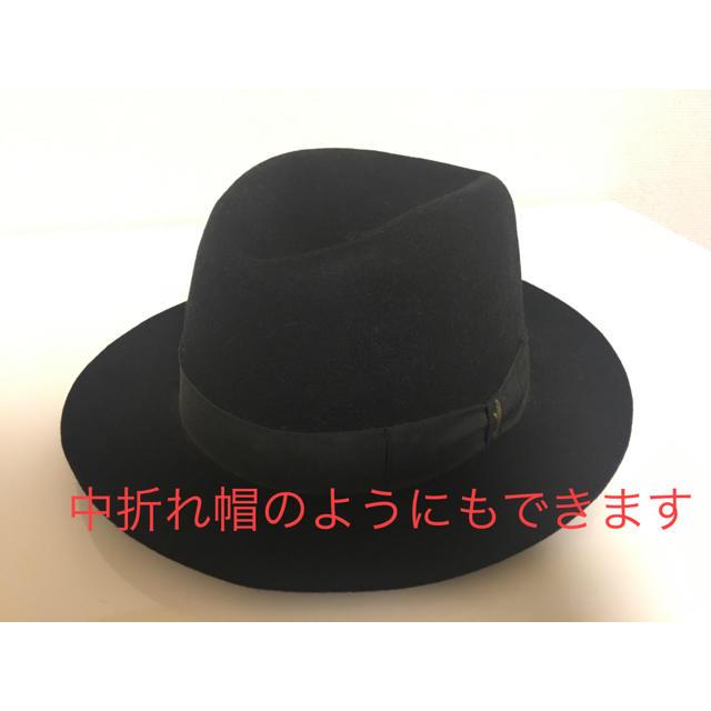 Borsalino(ボルサリーノ)のBorsalino ボルサリーノ  ハット 値下げしました メンズの帽子(ハット)の商品写真