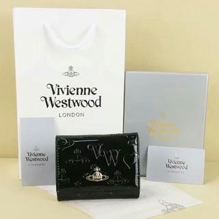 Vivienne Westwood -  正規品 Vivienne Westwoodヴィヴィアン13110 がま口財布