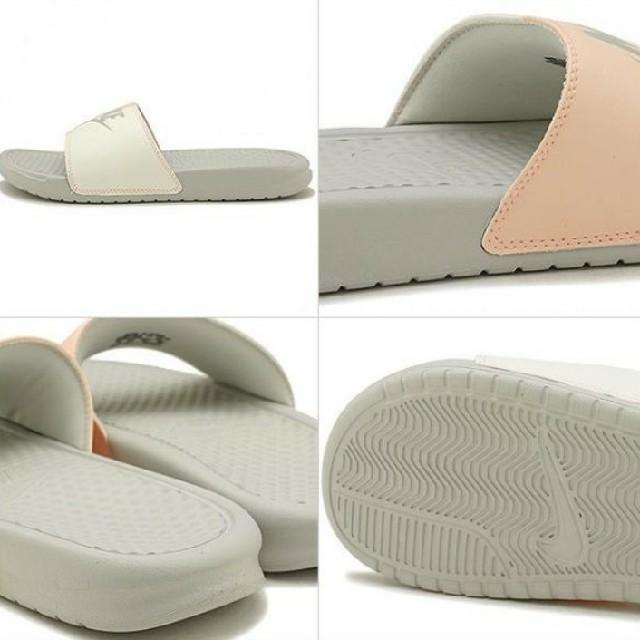 NIKE(ナイキ)の新品 ナイキ ベナッシ 28センチ 送料無料 343881 005 バイカラー メンズの靴/シューズ(サンダル)の商品写真