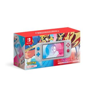 任天堂 - Nintendo Switch Lite ザシアン ザマゼンタ 新品 送料無料