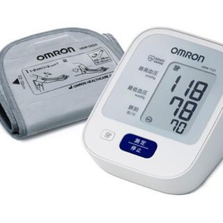 OMRON - 【未使用】オムロンの血圧計(HEM-7121)