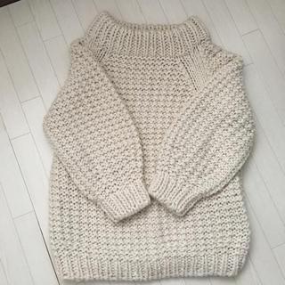 snidel - スナイデル  ざっくりセーター