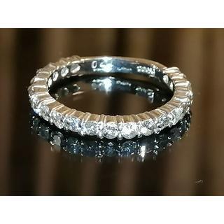PT900  ダイヤモンド エタニティリング (リング(指輪))