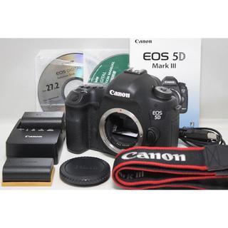 Canon - キヤノン EOS 5D Mark III ◆バッテリー2つ◆