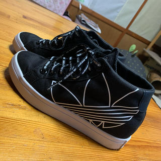 adidas - アディダス コートバンテージヒール スニーカー