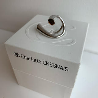 エストネーション(ESTNATION)の値下げ!Charlotte chesnaisシャルロットシェネ定番型 リング M(リング(指輪))