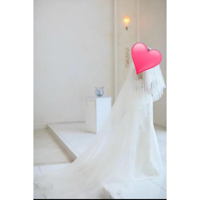 TAKAMI(タカミ)のタカミブライダル ロングベール レディースのフォーマル/ドレス(ウェディングドレス)の商品写真